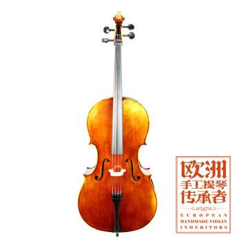 手工芸チェロMC-09大人の子供の試験用バイオリンの黒木の部品の指を折って品質を注文して金を注文します。