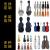 大提琴盒碳纤维大提琴盒子玻璃钢 泡沫 44 大提琴包 蓝色4/4