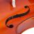赤绵kapokC 030 C 038 C 034手作りチェロ大人子供专门演奏チェロC 030【6年自然乾燥材质】サイズはカスタスサービの备考に连络してください。