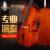鳳凰の霊チェロの子供の大人の手芸の本当の木の楽器は等級を試験して専門の演奏FLC 111 FLC 111 4/4手芸のチェロを試験します。
